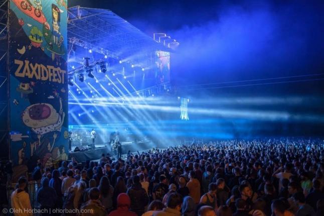 Фото - Техническое обеспечение концертов