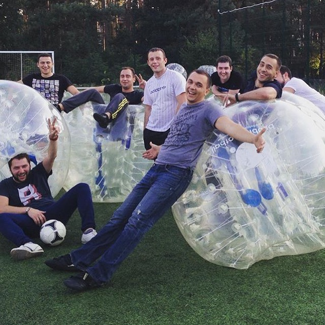 Фото - Bubble Football