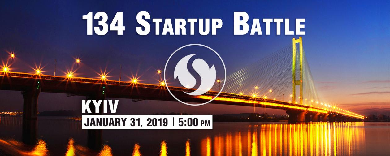 134 Startup Battle