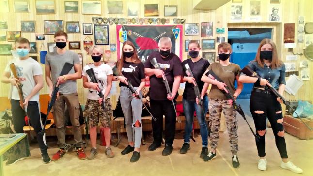 Фото - Військово патріотичний клуб