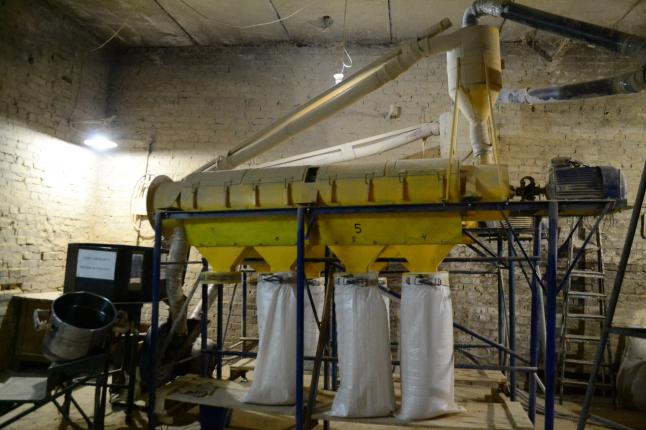 Фото - Оборудование для изготовления древесной муки