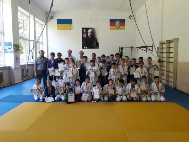 Фото - Запорожский детский юношеский спортивный клуб дзюдо