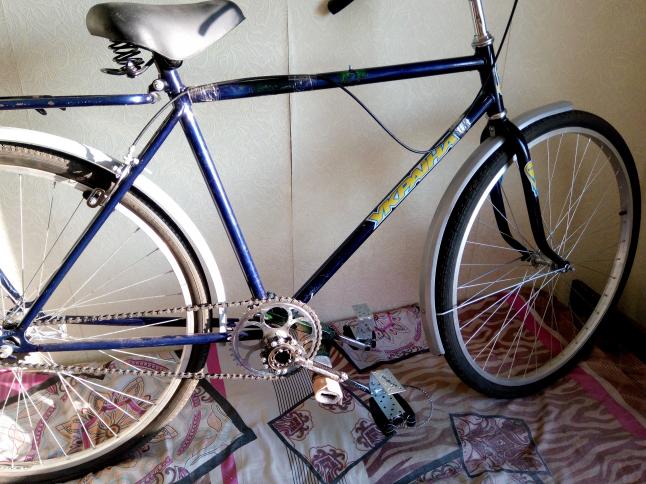 Фото - Прогрессивный велосипед