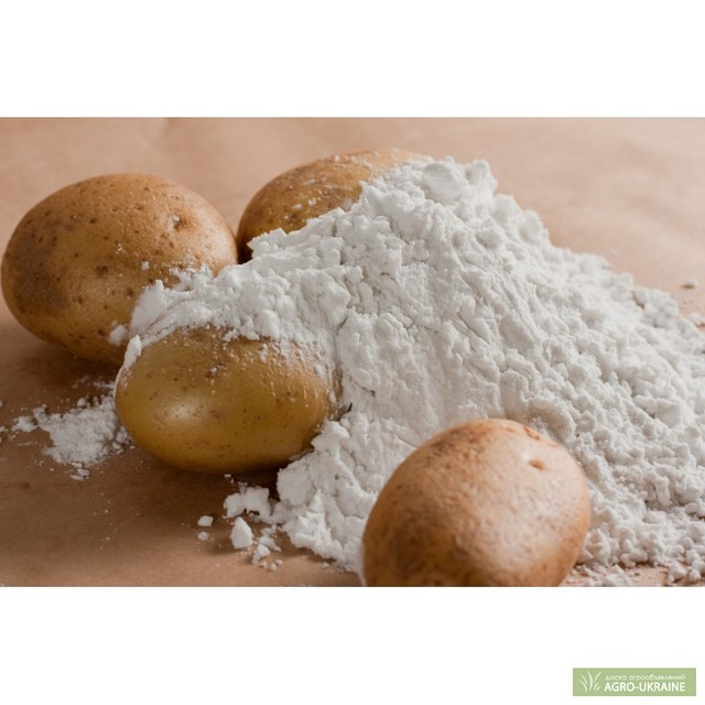 Фото - Переробка картоплі виготовлення крохмалу