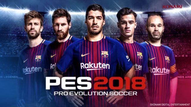 Фото - Онлайн-чемпионат по компьютерной игре Pro Evolution Soccer