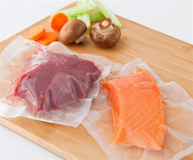 Фото - Приготовление мяса, рыбы и овощей по современным технологиям