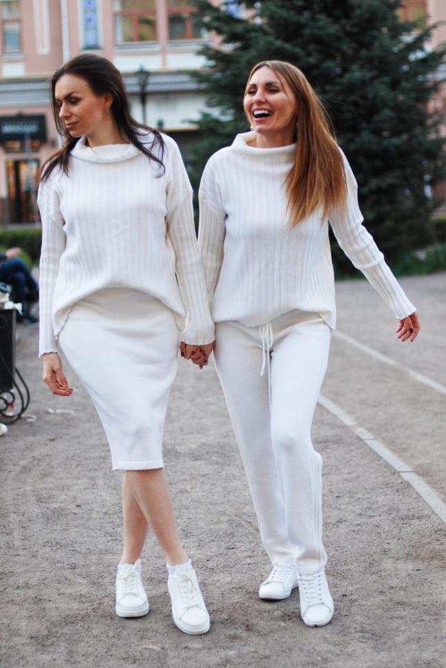 Фото - Продам цех по производству вязаной одежды, свой бренд.