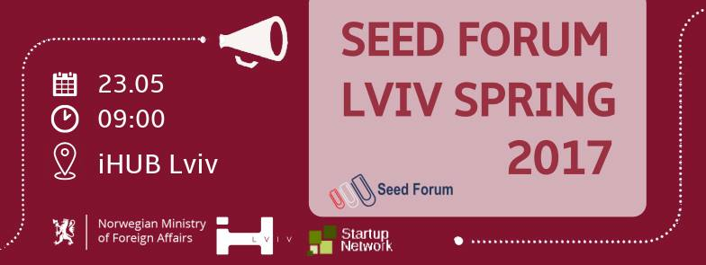 Seed Forum Lviv Spring 2017