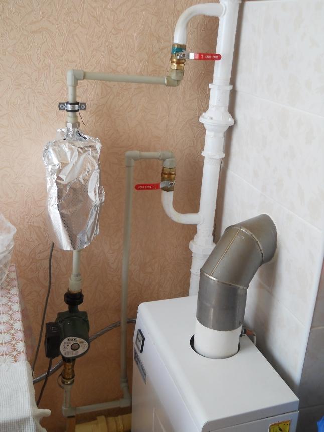 Фото - Новая разработка электрокотлов, проточных водонагревателей.