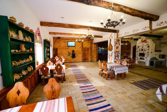 Фото - Действующий ресторан украинской кухни