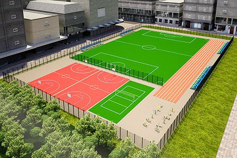 Фото - Спорткомплекс для детского футбола