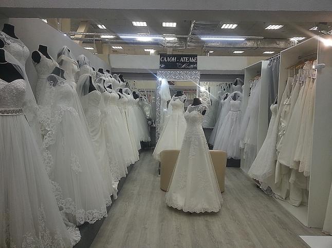 Фото - Свадебный салон в самом проходимом ТЦ