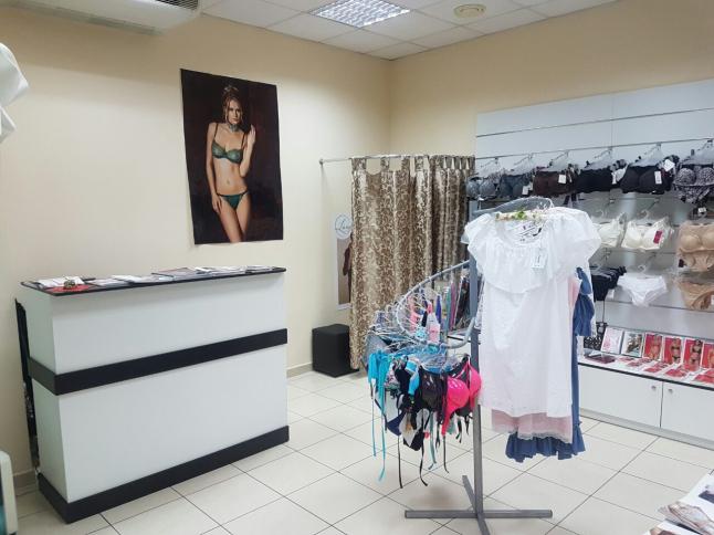 Фото - Магазин женского нижнего белья