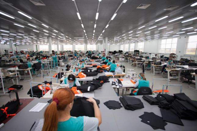 Фото - Швейная фабрика с фокусом на экспортные контракты