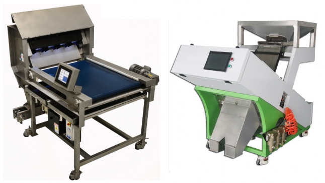 Фото - Fractional optical sorter