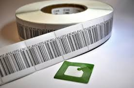Photo - EAS and RFID labels