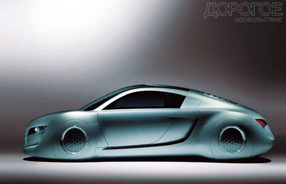 Фото - Машина будущего для землян!