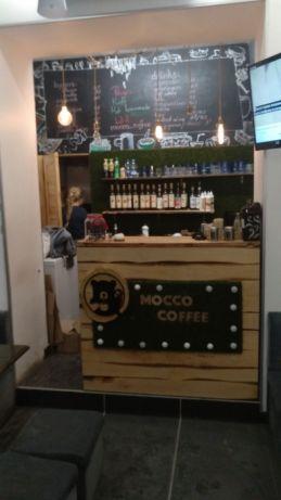 Фото - продаж кави та фастфуду