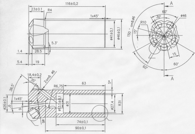 Фото - Производство бурового инструмента