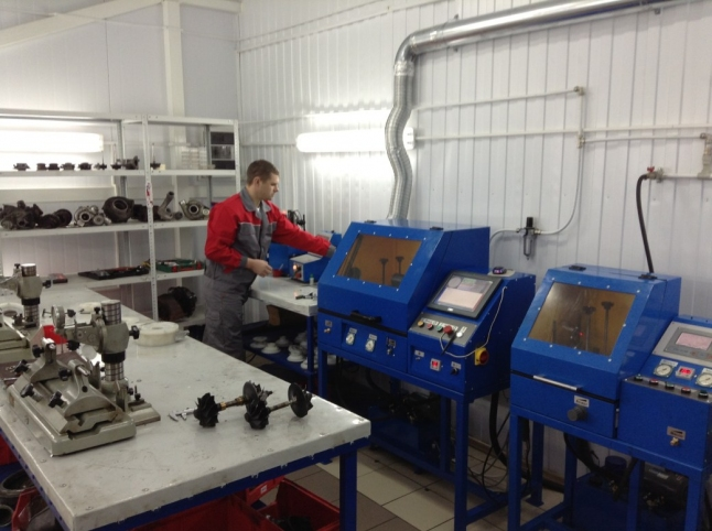 Фото - Открытие сервисных центров по ремонту турбин