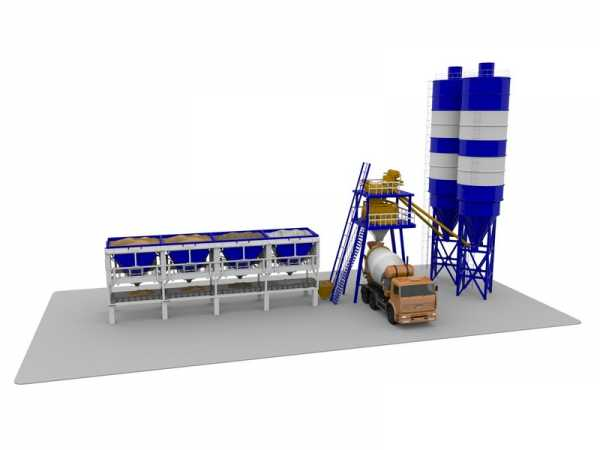 Фото - Готовый Бизнес Завод по производству бетона и ЖБИ