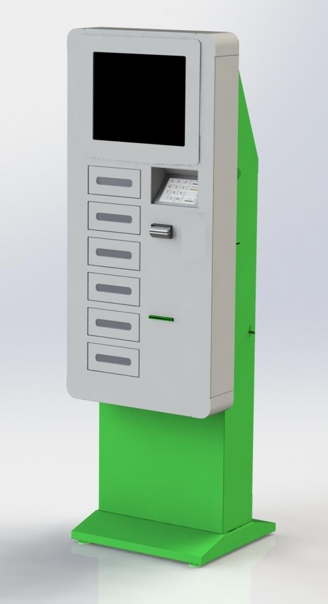 Фото - Терминалы для зарядки мобильных телефонов