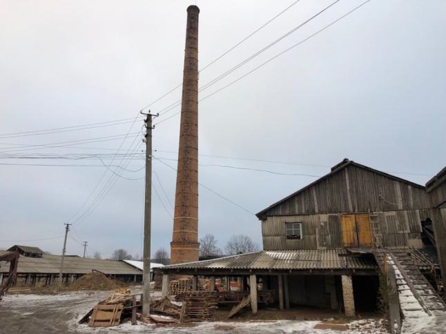Фото - Продаж діючого цегельного заводу.