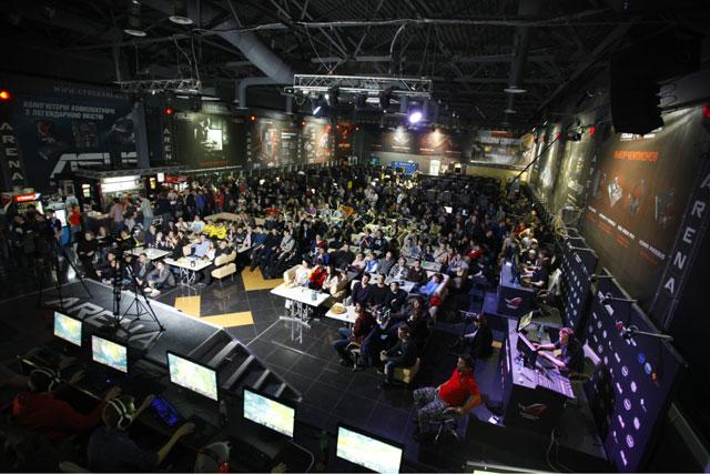 Фото - Организация по проведению турниров с киберспорта.