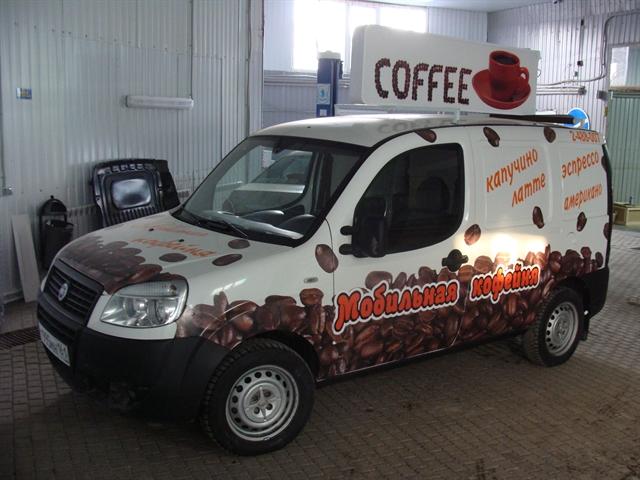 Фото - Продажа вкусного кофе и десертов к нему