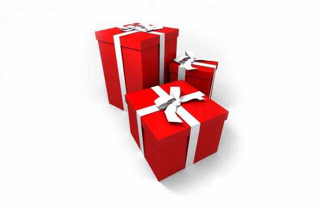 Фото - Сервис по выбору подарков интеллектуальной системой