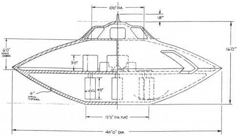 Фото - Производство неклассических летательных аппаратов