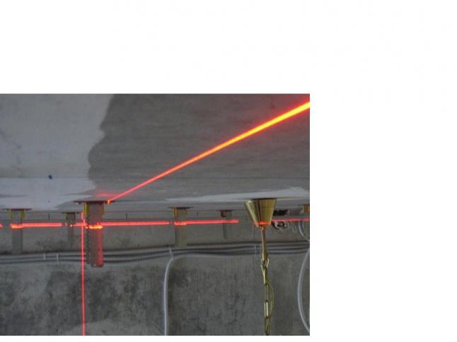 Фото - Лазер с трёх осевой стабилизацией