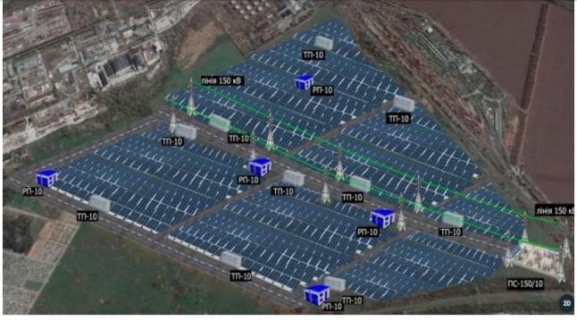 Фото - Продажа готовых проектов СЭС на 86 Мвт в Киевской обл .