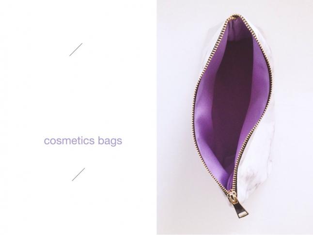 Фото - Виробництво та реалізація брендових клатчів-косметичок
