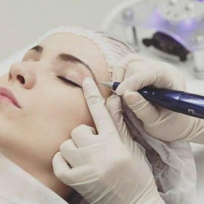 Фото - предоставление услуг татуирования и перманентного макияжа