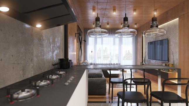 Фото - Продажа квартир с дизайнерским ремонтом