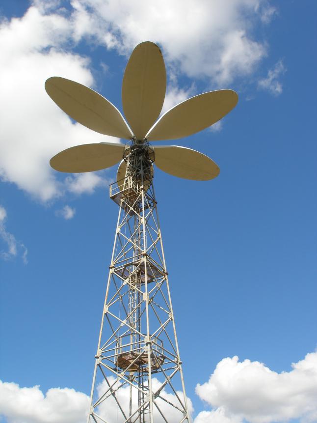 Фото - Мережевий вітрогенератор