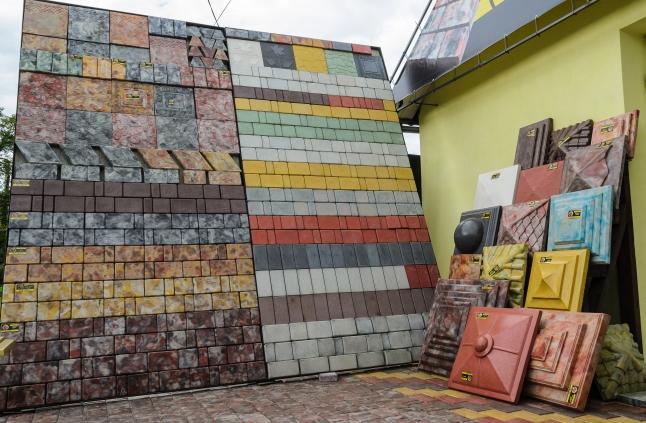 Фото - Производство декоративных изделий из бетона