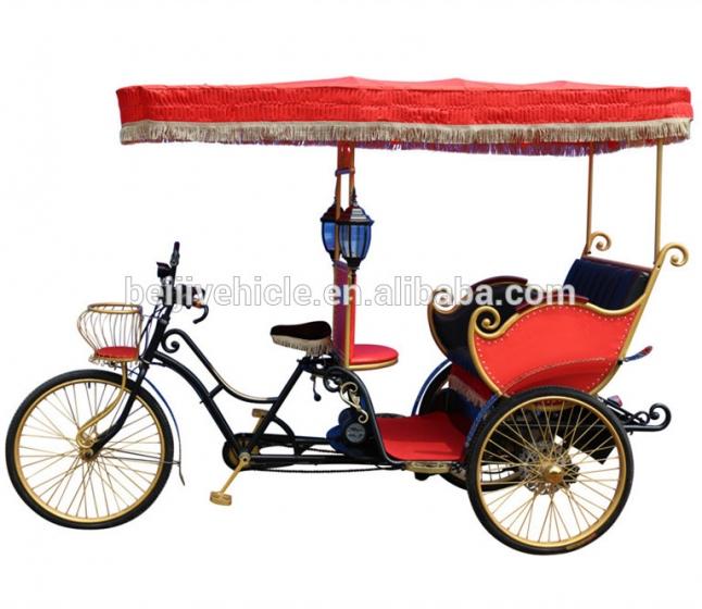 Фото - Прокат велорикш в зонах отдыха херсонской области