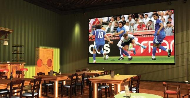 Фото - Футбольный бар