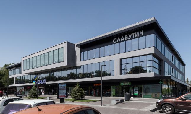 Фото - Продажа налаженого арендного  бизнеса ТОЦ Славутич