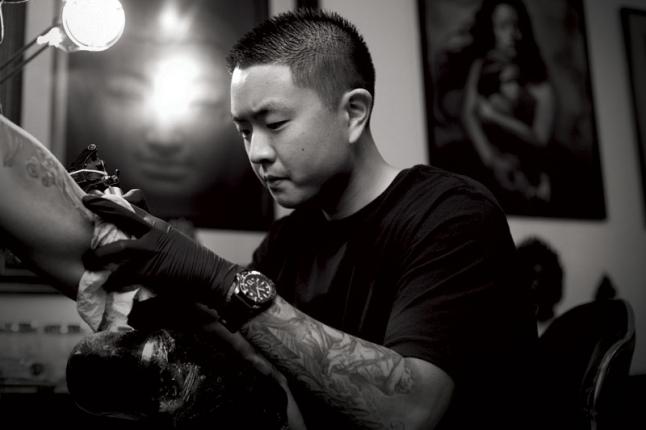 Фото - Приложение для любителей татуировок