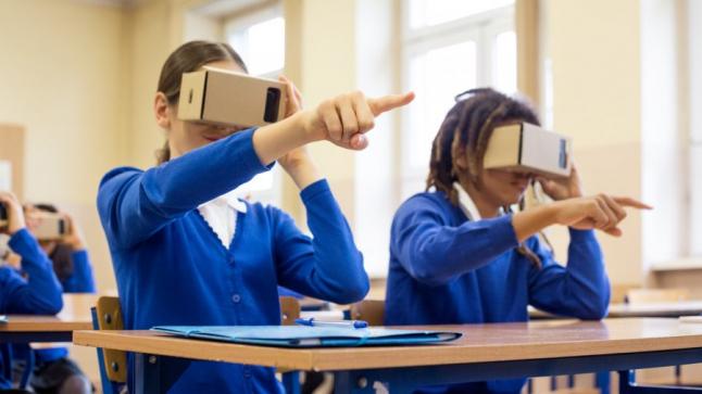 Фото - VR-Домашняя школа онлайн