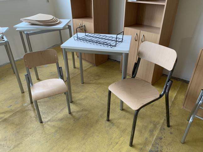 Фото - Производство школьной и офисной мебели