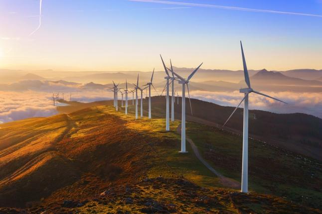 Фото - Вітрова електростанція