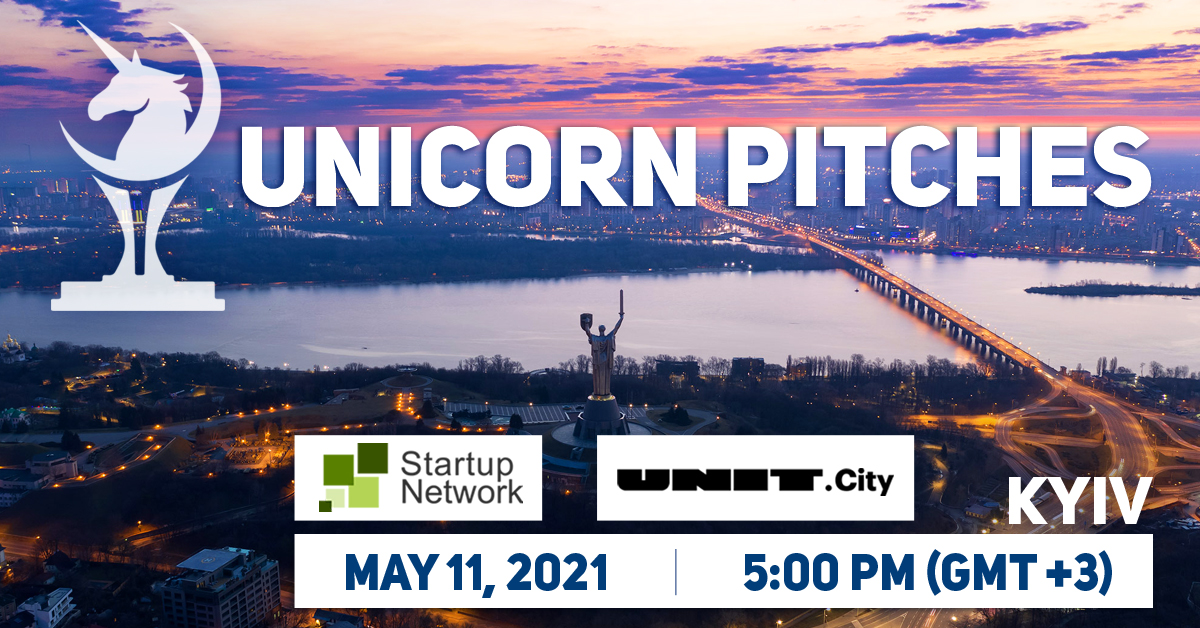 Unicorn.Pitches in Kyiv