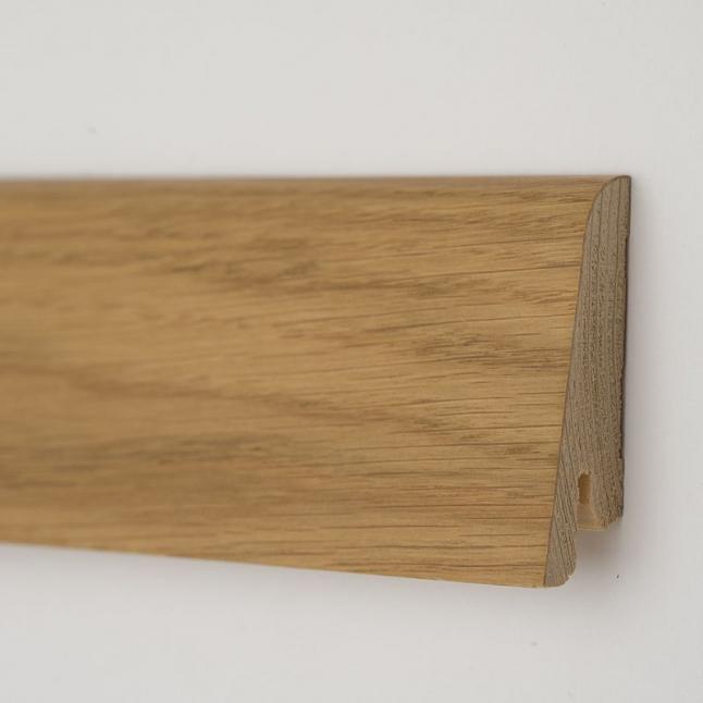 Фото - Потоковое производство деревянного и МДФ плинтуса