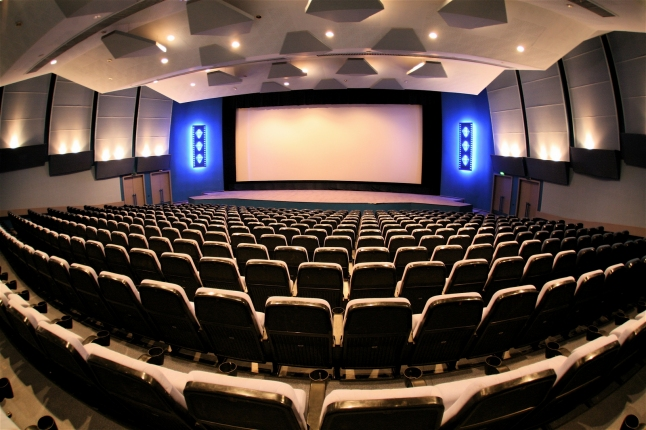 Фото - Кинотеатр с технологией 3D