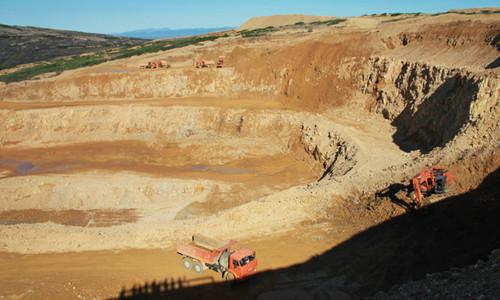 Фото - Добыча сульфидно-оксидных руд в Перу