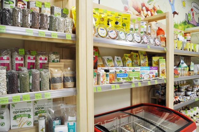Фото - Небольшая розничная сеть магазинов и интернет магазин